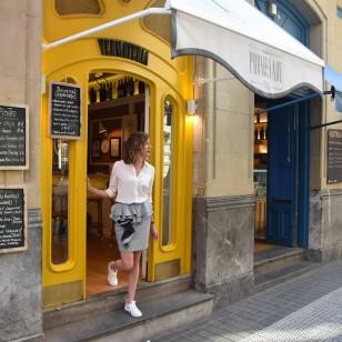 La ruta gastro y fashion de Inés Sainz por Bilbao