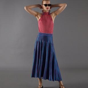 Falda plisada de Zara 35,95 EUR