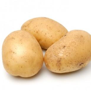 Las patatas con piel