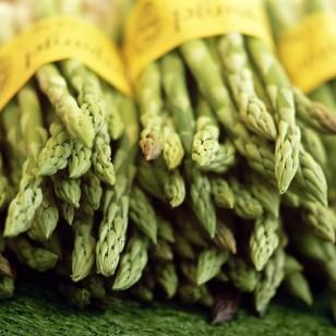 Espárragos trigueros, fuente de salud para evitar el estrés