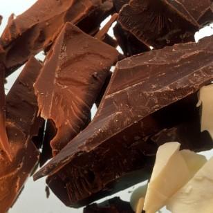 Tipos de chocolates, con más o menos cacao