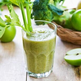 Los zumos verdes no son tan sanos como crees