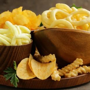 Alimentos con grasas trans