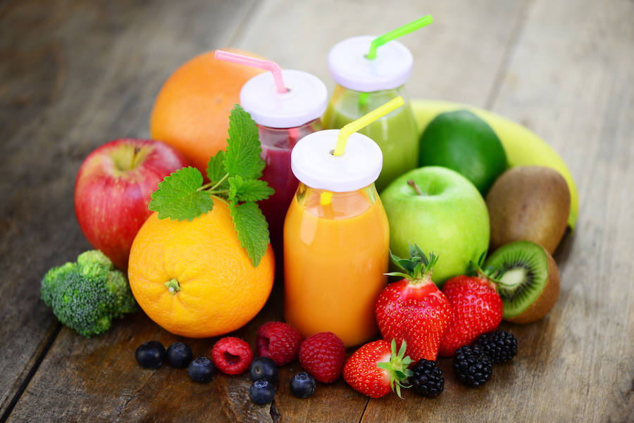 Frutas y verduras, los alimentos de los gurús de la nutrición