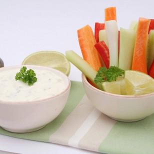 Probióticos y fibra vegetal
