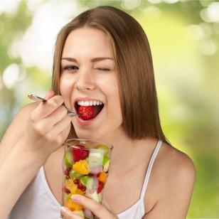 Mucha fruta puede provocar gases