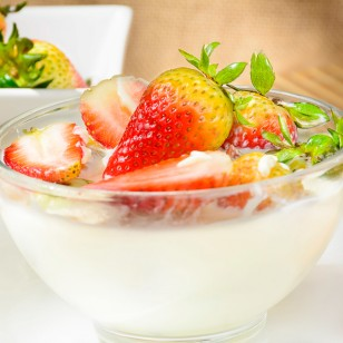yogur-fruta