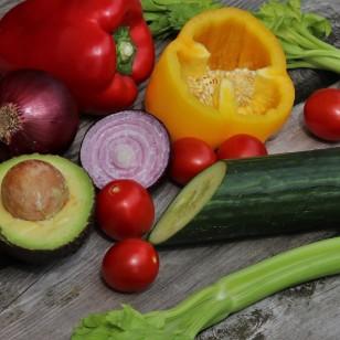 Mis verduras favoritas para el verano
