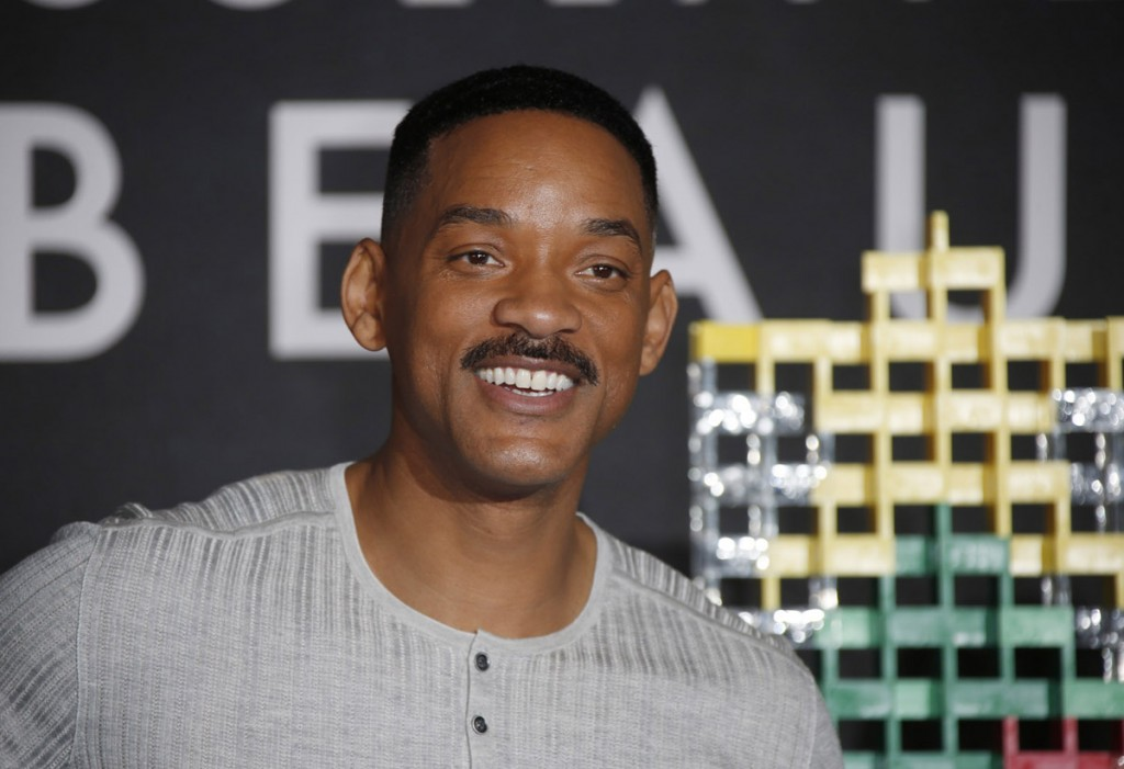 Will Smith: foto a cambio de gasolina