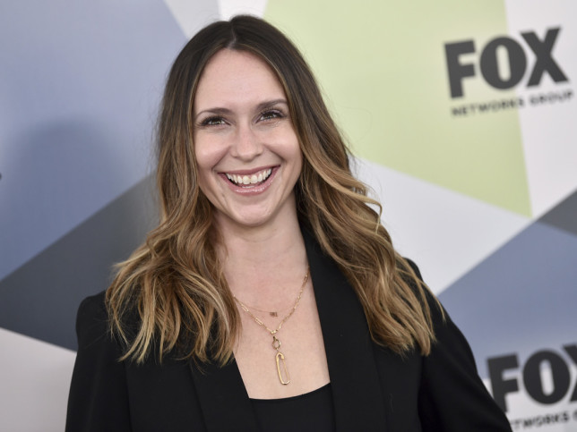 Actress Jennifer Love Hewitt at the Fox Networks Group 2018 in Central Park on Monday, May 14, 2018, in New York.
