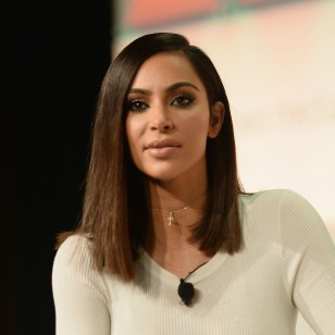 LOS ANGELES, CA - AUGUST 05:  Kim Kardashian West speaks druing the #BlogHer16 Experts Among Us conference at JW Marriott Los Angeles at L.A. LIVE on August 5, 2016 in Los Angeles, California.  (Photo by Matt Winkelmeyer/Getty Images)