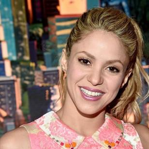 Famosos y famosas que son Acuario: Shakira
