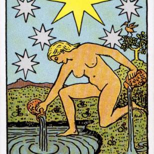Carta del tarot: La estrella