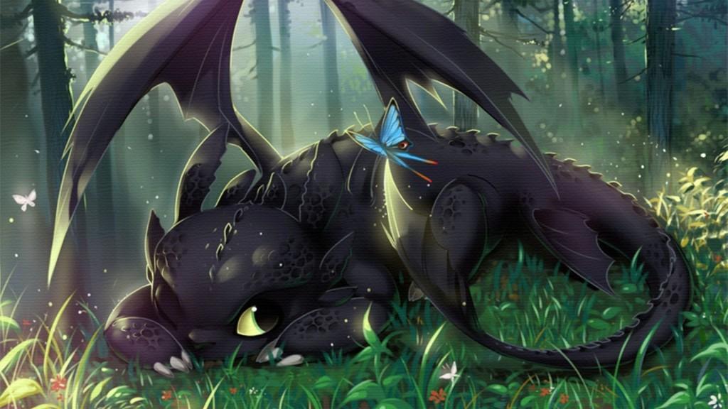 Imagen de Cómo entrenar a tu dragón para ilustrar un blog sobre la personalidad del horóscopo chino dragón