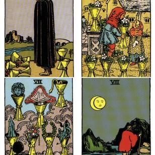 Significado de las cartas del tarot: palo de bastos