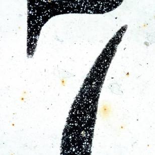 Compatibilidad del número 7 en la numerología