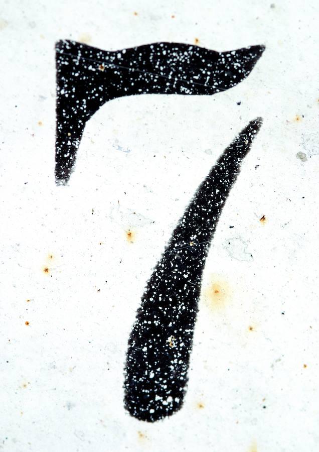 Resultado de imagen para il numero 7