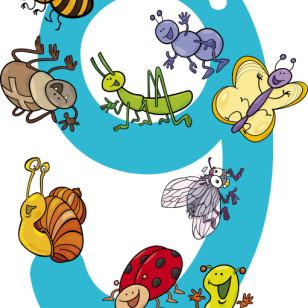 Compatibilidad del número 9 en la numerología