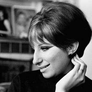 6th October 1965:  American actress and singer Barbra Streisand, the star of 'Funny Girl'.  (Photo by Harry Benson/Express/Getty Images)