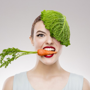 VEGAN STYLE.WOMAN,LEAVES,CARROT,SNAP,FUNNY,CABBAGE,BITE,FOLIAGE,WOMAN,FOOD,ALIMENT,BEAUTIFUL,BEAUTEOUSLY,NICE,LEAF,HEALTH,VITAMINS,VITAMINES,ART,FASHION,MODEL,DESIGN,PROJECT,CONCEPT,PLAN,DRAFT,HUNGER,LEAVES,PORTRAIT,EUROPEAN,CAUCASIAN,ANGER,RESENTMENT,ANNOY,CARROT,LATIN,SNAP,UP,ON,FUNNY,CABBAGE,BITE,MAKEUP,SHOCK,RAVING,FURIOUS,ANGRY,IRATELY,VEGETARIAN,ORGANIC,VEGETABLES,KALE,EATING,EAT,EATS,BACKDROP,BACKGROUND,GREY,GRAY,HISPANIC,GIRL,GIRLS,SPA,WELLNESS,BEAUTY,FOLIAGE,HEALTHY,HEAD,GREEN,ASTONISH,ASTONISH,HAIRSTYLE,PIN UP,FACIAL,LATINAMERICAN