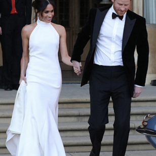 Meghan Markle de Stella McCartney