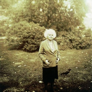 Foto Grace Paley