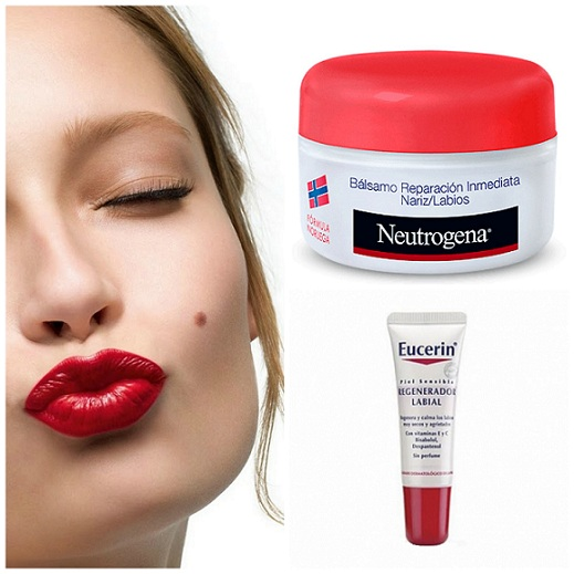 collage neutrogena eucerin