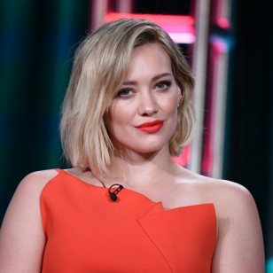 Actress and singer Hilary Duff attending at the TV Land 2016 Winter TCA on Wednesday, Jan. 6, 2016, in Pasadena, Calif.