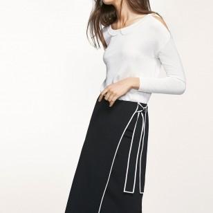 Las faldas negras que todavía no tienes en tu armario
