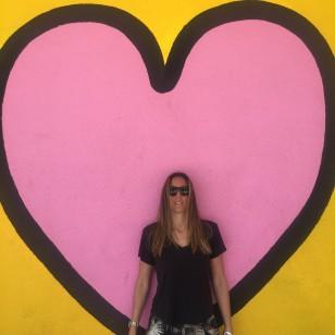 Amaya Valdemoro, corazón