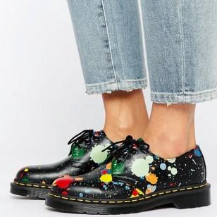 Zapatos masculinos: negros de Dr. Martens
