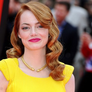 Los mejores peinados de Emma Stone
