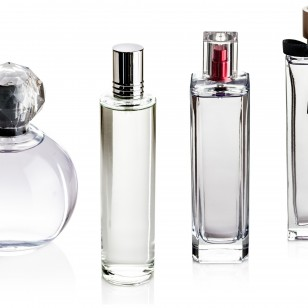 frascos perfumes