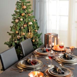 Casa nos alegra la Navidad de esta manera